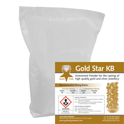 Формомасса GOLD STAR KB (1кг)